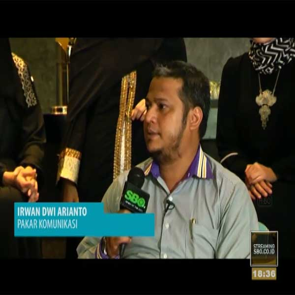 SBO STREAMING MASALAH HOAX